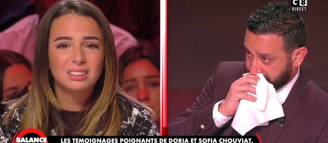 VIDÉO – Cyril Hanouna effondré face à la fille de Cédric Chouviat : ce moment qui a bouleversé les téléspectateurs
