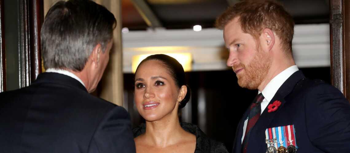 Meghan Markle et Harry rompent avec la famille royale : ils n'utiliseront plus leurs titres et rembourseront l'argent perçu