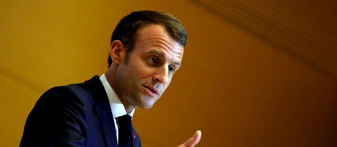 Cet entretien secret qu'a eu Emmanuel Macron avec un probable adversaire de 2022