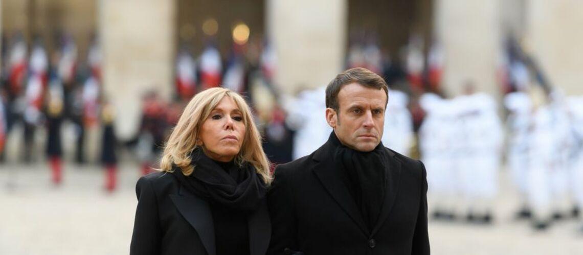 """Brigitte et Emmanuel Macron """"exfiltrés"""" d'un théâtre? Alexandre Benalla fait la leçon"""
