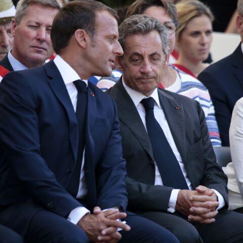Nicolas Sarkozy proche d'Emmanuel Macron: à droite, on s'agace de leur amitié