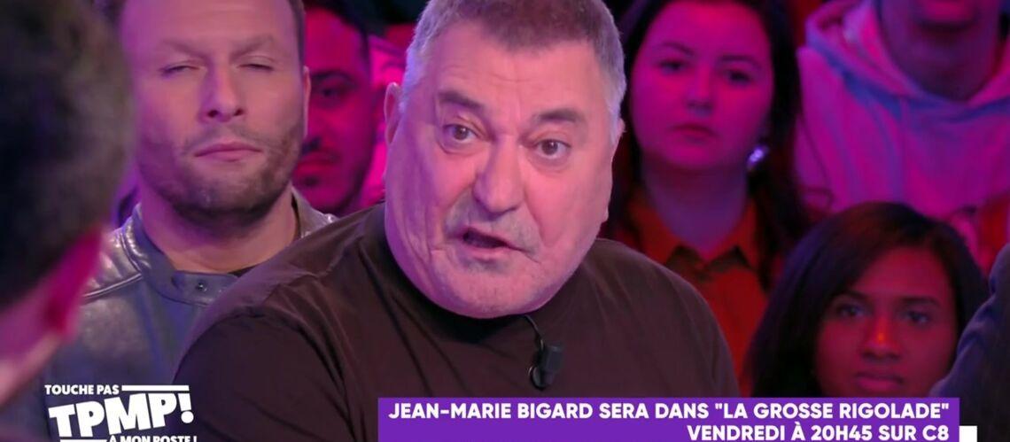 VIDÉO – Jean-Marie Bigard censuré sur France 2 : l'humoriste très virulent sur le plateau de TPMP