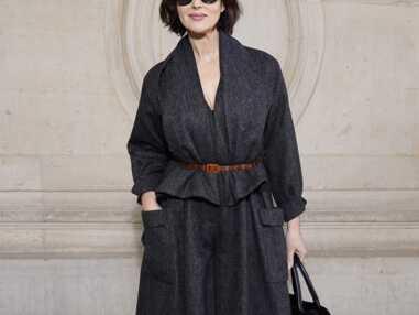 PHOTOS - Monica Bellucci, Chiara Mastroianni, Inès de la Fressange, toutes réunies pour le défilé Dior Haute Couture Printemps 2020.