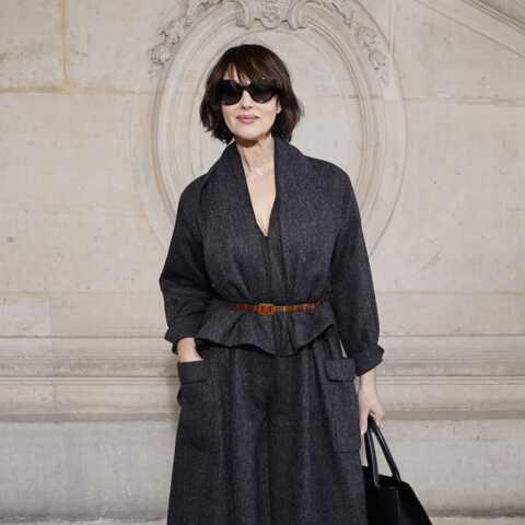 PHOTOS – Monica Bellucci, Uma Thurman, Inès de la Fressange, toutes stylées pour le défilé Dior