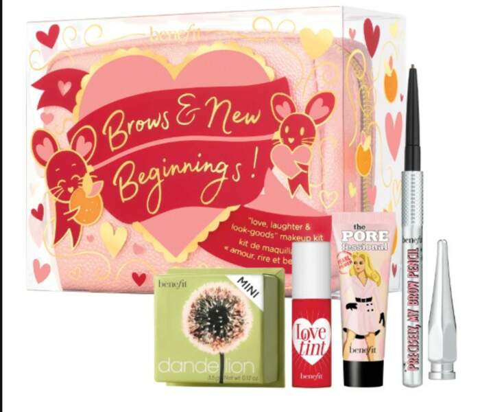 Kit Brows & New Beginnings! Benefit, 37,50 €