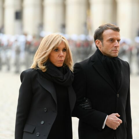 Brigitte et Emmanuel Macron exfiltrés d'un théâtre: cette «vidéo terrible» que vous ne verrez jamais