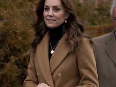 PHOTOS - Kate Middleton, maman-poule : ce précieux bijou qu'elle porte en hommage à ses enfants