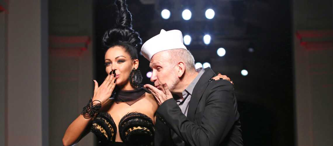 PHOTOS – Jean Paul Gaultier arrête la mode : découvrez toutes les stars qui ont défilé pour lui
