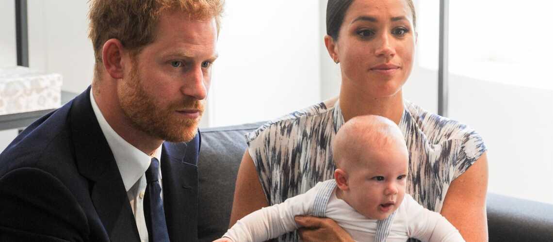 """Le prince Harry assume son choix : il voulait """"désespérément"""" que son fils Archie grandisse hors de la monarchie"""