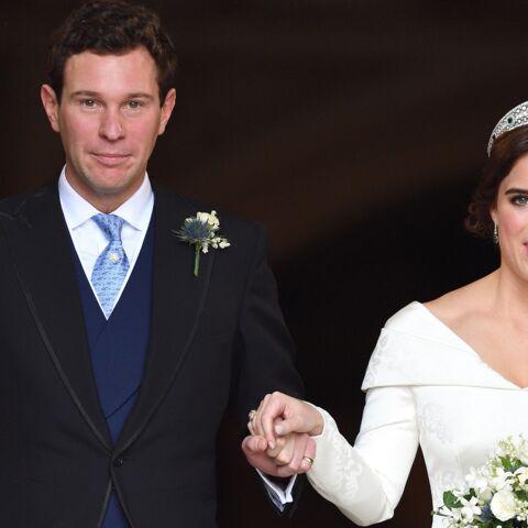 PHOTO – La princesse Eugenie, aux anges: cet anniversaire spécial qu'elle a tenu à célébrer avec son mari