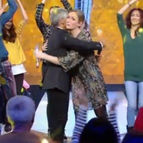 N'oubliez pas les paroles: Nagui félicite la championne Margaux pour son nouveau record