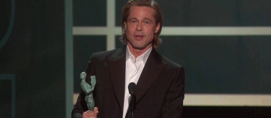 Brad Pitt irrespectueux envers son ex Angelina Jolie? Cette blague qui ne passe pas