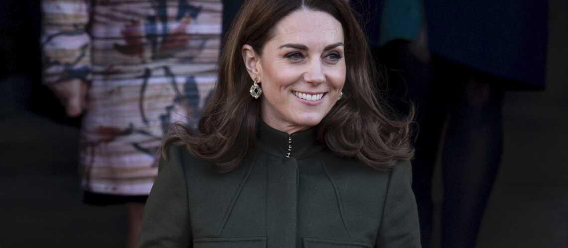 Pas de 4e enfant pour Kate Middleton? Cet indice supplémentaire