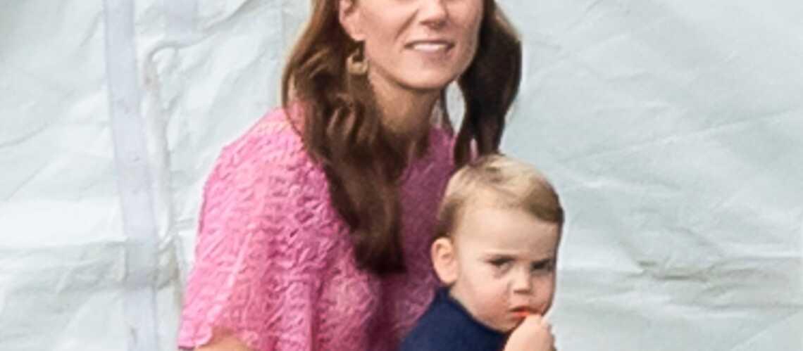 Prince Louis : apparition surprise du petit dernier de Kate Middleton et William