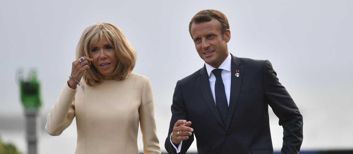 Emmanuel et Brigitte Macron : cette scène restée cachée après leur sortie mouvementée au théâtre