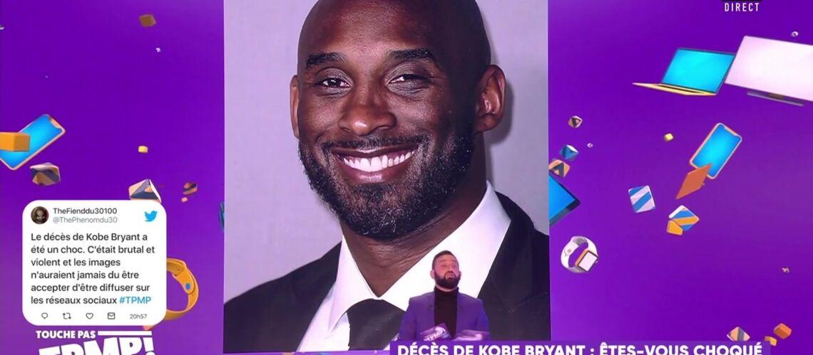 VIDEO – Mort de Kobe Bryant : montrer les images du crash, c'est « indécent »