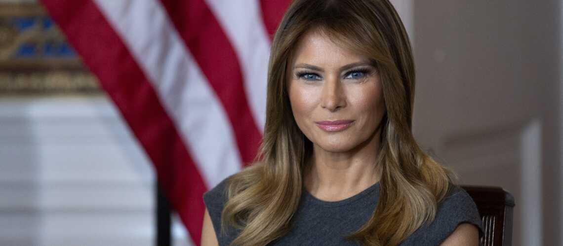 Melania Trump, femme fatale : son astuce pour annoncer son arrivée aux photographes