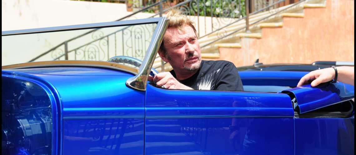 Johnny Hallyday : cette voiture vendue aux enchères qui pourrait atteindre près de 400 000 euros