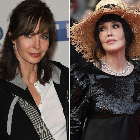 EXCLU – Anne Parillaud et Isabelle Adjani rivales à cause de Jean-Michel Jarre: elles se sont réconciliées!
