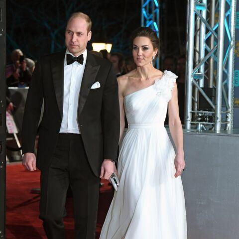 PHOTOS – Les plus belles robes de Kate Middleton aux Bafta Awards