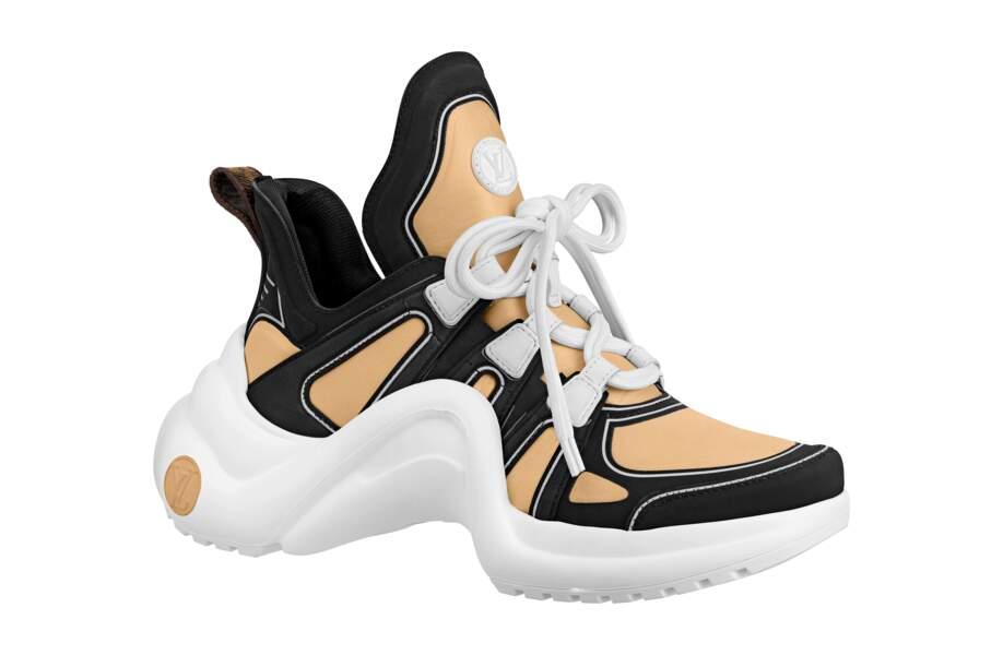 Sneakers, 850 €, Louis Vuitton.