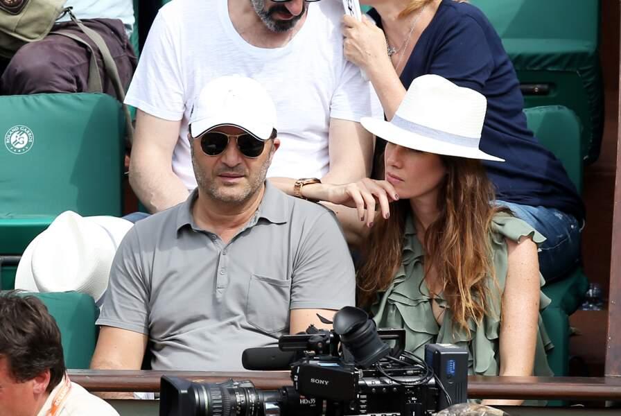 Lors de sa rencontre avec Arthur en 2008, Mareva Galanter était en couple avec Jean-Charles de Castelbajac