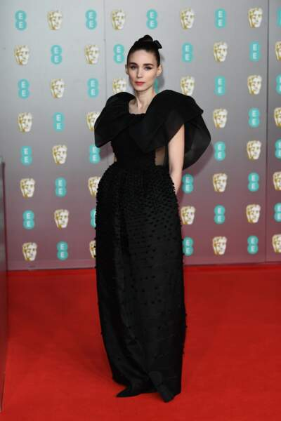 Rooney Mara en Givenchy