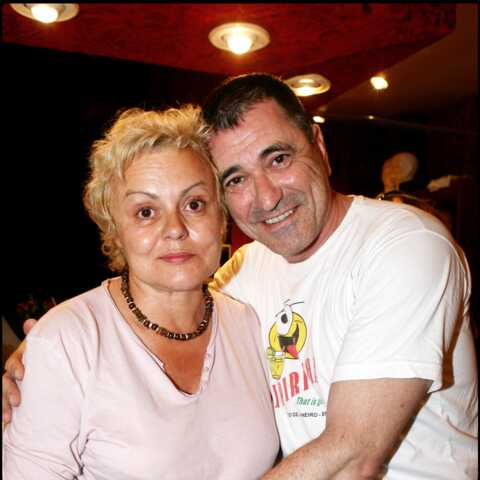 Jean-Marie Bigard taquin avec Muriel Robin