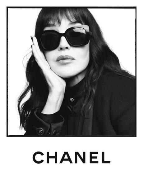 Isabelle Adjani égérie Chanel pour la première fois pour cet été 2020.