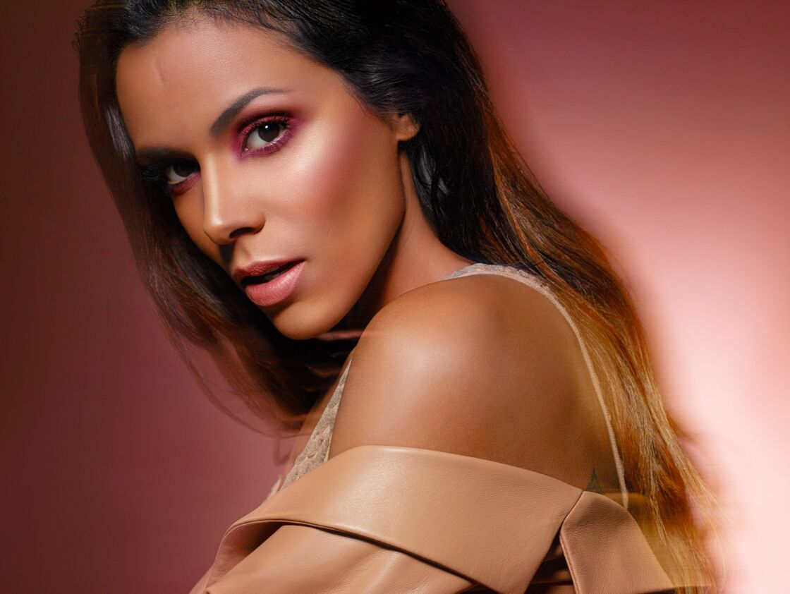 Shy'm collabore avec Black'Up et Sephora pour une collection make-up.