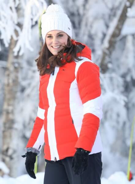 Doudoune et SPF 50 : les fondamentaux Princesse Sourire au ski