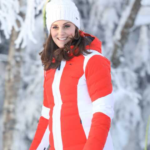 Photos – Kate Middleton, Alexandra Lamy: les astuces des stars pour protéger leur peau au ski