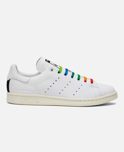 Stella #stansmith, 250€, Stella McCartney x Adidas.
