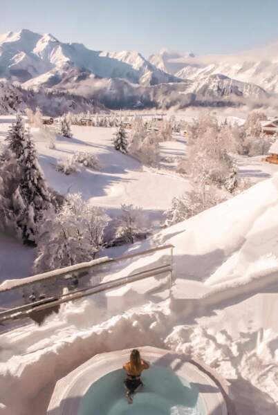 Le Club Med Alpes d'Huez