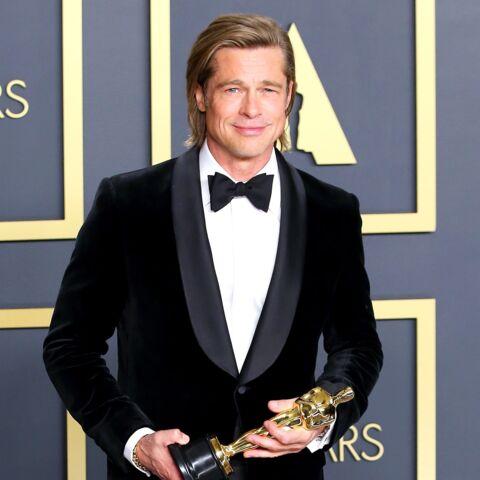 Oscars 2020: Brad Pitt, enfin sacré, dédicace son trophée à ses enfants