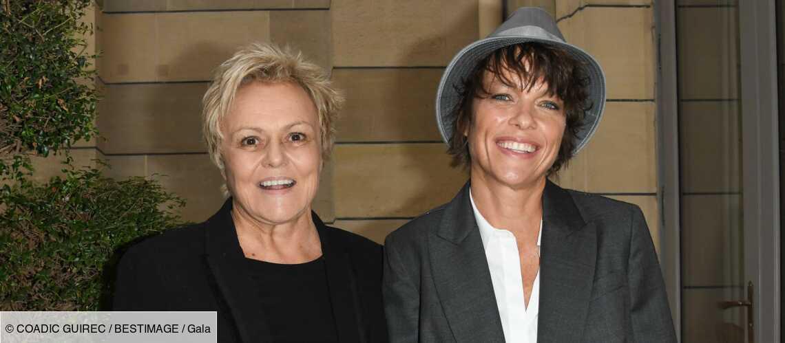 Muriel Robin, sa déclaration d'amour à sa compagne : « L'essentiel, c'est Anne » - Gala