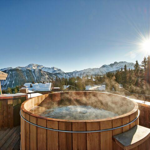 PHOTOS – Découvrez 6 spas de montagne pour se reposer après le ski
