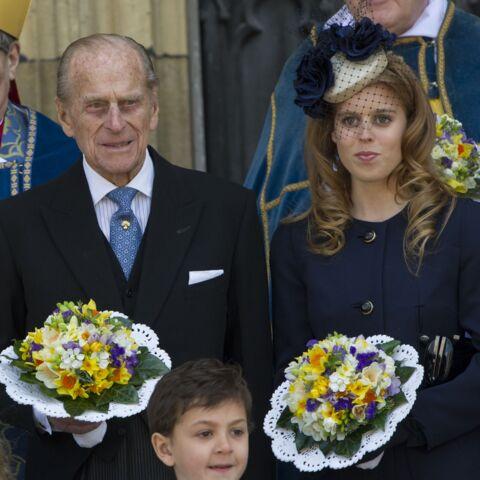 Beatrice d'York: inquiète pour la santé du prince Philip, elle a changé ses plans de mariage