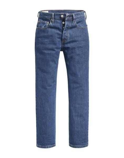 Jean 501® Crop, 99€, Levi's.