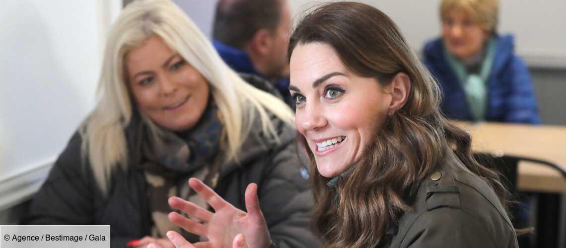 Apparition surprise de Kate Middleton en Irlande du Nord : ce que cache ce déplacement - Gala