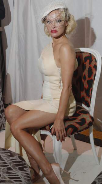Pamela Anderson (52 ans)