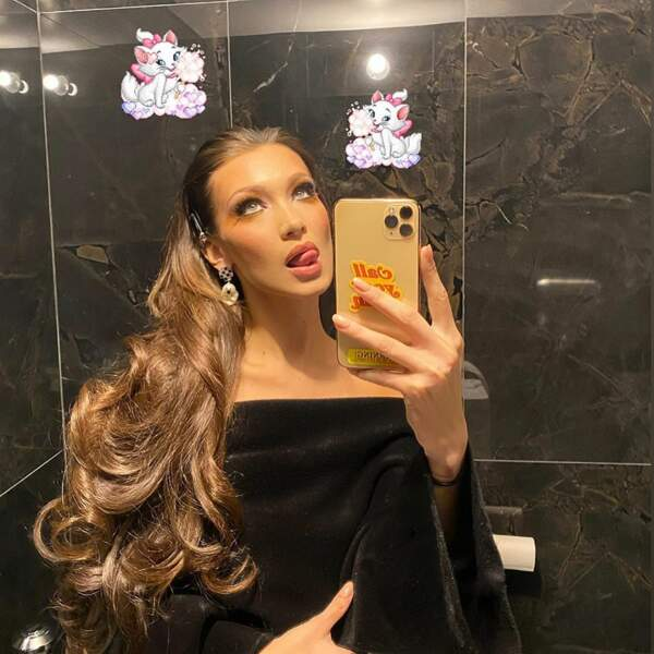 Bella Hadid (23 ans)