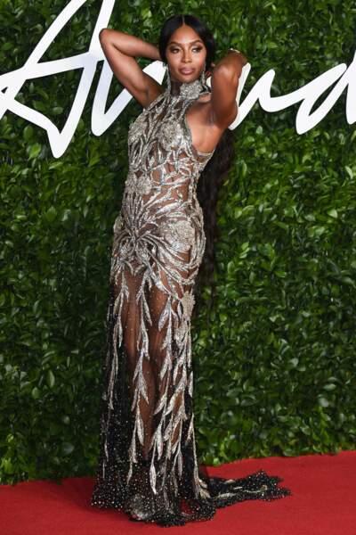 Naomi Campbell (49 ans)