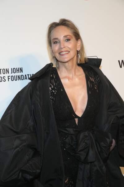 Sharon Stone (61 ans)