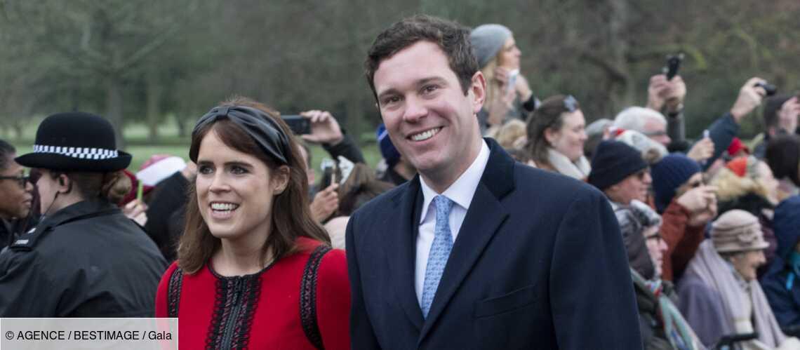 PHOTO – Eugenie d'York dévoile un cliché inédit avec son mari pour la Saint-Valentin - Gala