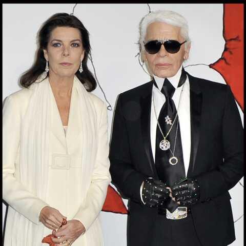 Après la mort de Karl Lagerfeld, Caroline de Monaco confie le Bal de la Rose à un autre grand créateur