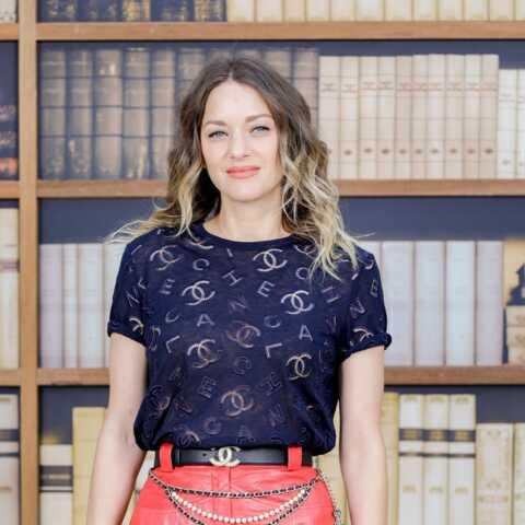 PHOTO – Marion Cotillard devient égérie du parfum N°5 de Chanel