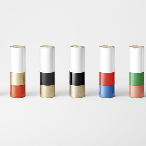 PHOTOS – Hermès lance 24 rouges à lèvres chic et rechargeables