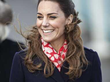 PHOTOS - 10 looks d'hiver de Kate Middleton en moins cher