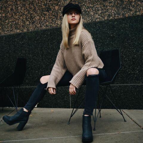 PHOTOS: 25 bottines qui apportent une touche rock à votre tenue
